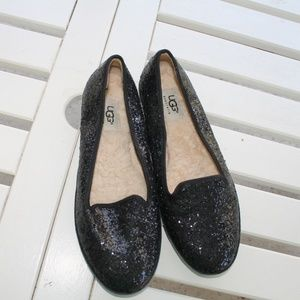 UGG Sparkly flats